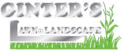 Ginter's Lawn & Landscape Logo